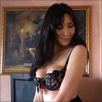 big tit diana prince in sexy bra