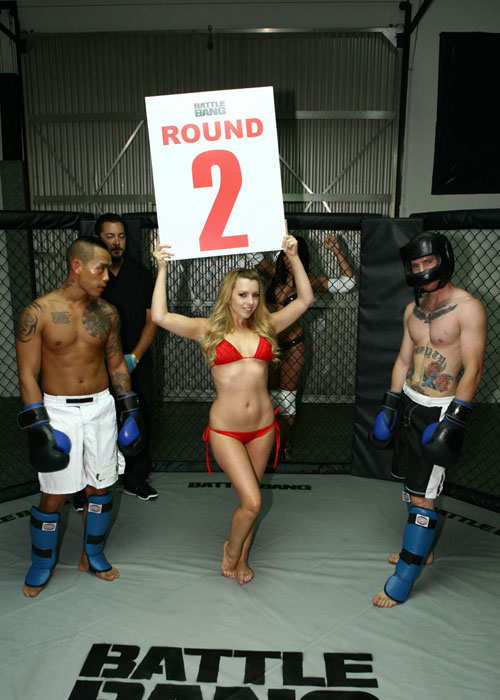 Lexi Belle is ready for round 2