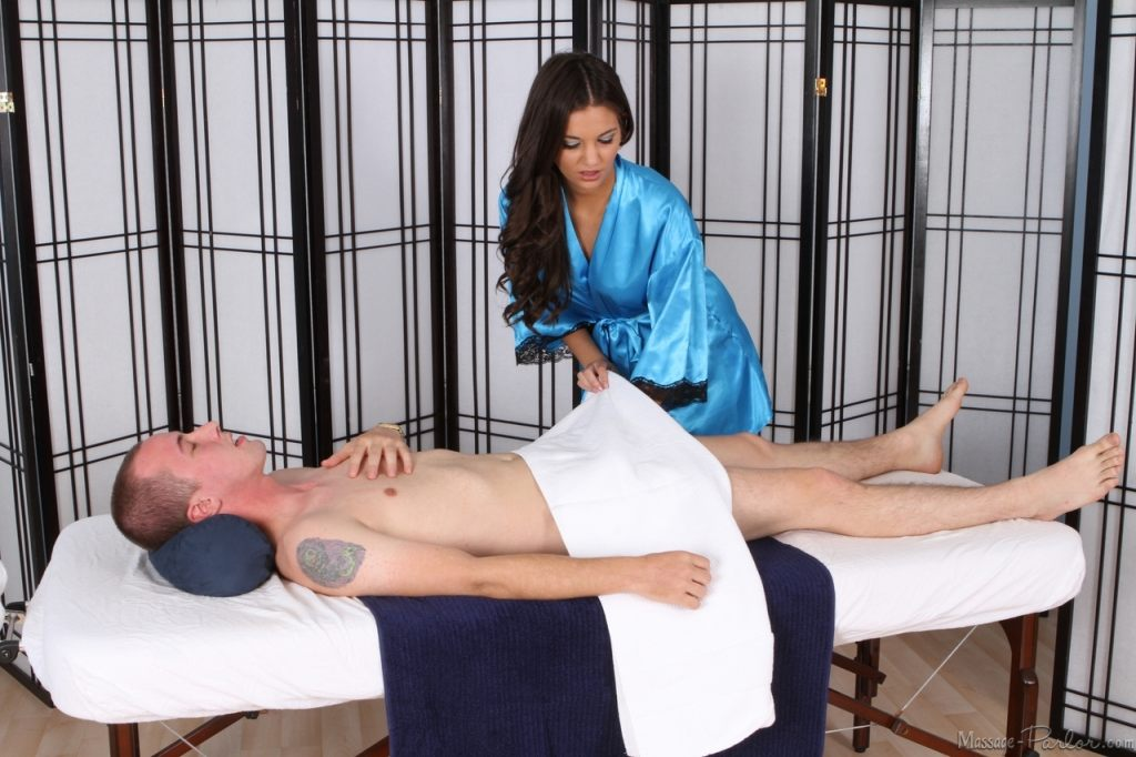 what really happens massage parlor